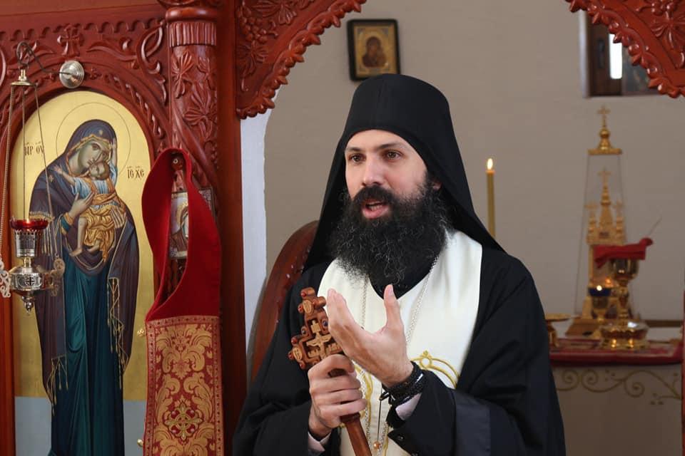 Божићна проповијед – отац Георгије (Станковић)