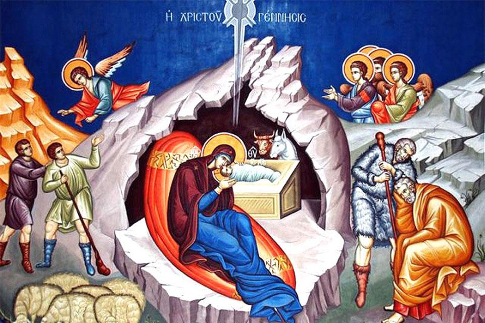 Распоред Богослужења за Божић и Божићне празнике